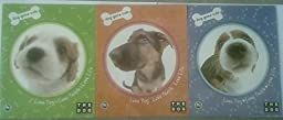 Set of 3 Love Dog Pocket Folders - From The Dog Artist Collection