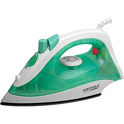 SHEFFIELD CLASSIC 9014 1200-Watt Steam Iron (Green)
