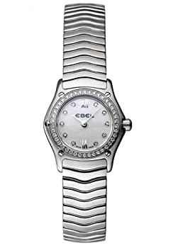 Ebel Classic Wave Women's Quartz Watch 9656F04-9725 from Ebel