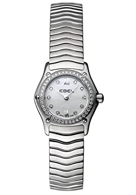 Ebel Classic Wave Women's Quartz Watch 9656F04-9725