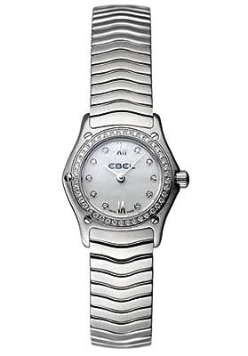 Ebel Classic Wave Women's Quartz Watch 9656F04-9725 from Ebel