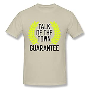 Make Your Own Talk Town Guarantee Man Cool Ultra Cotton T Shirt