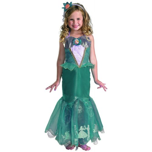 Storybook Ariel Prestige Costume - Medium