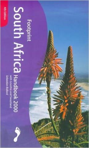 South Africa Handbook: The Travel Guide (Footprint Handbooks)
