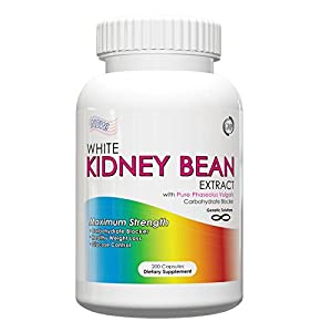 White Kidney Bean Extract- 1000mg Per Serving