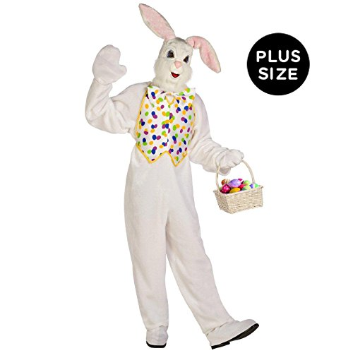 Palamon - Deluxe Easter Bunny Adult Plus Costume