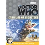 Doctor Who: Carnival Of Monsters [DVD] [1963]by Jon Pertwee