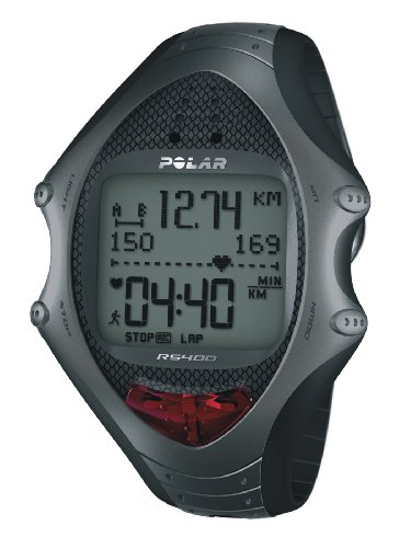 Cheap Polar RS400 Heart Rate Monitor with Polar WearLink®+ transmitter (B008YN0WOO)