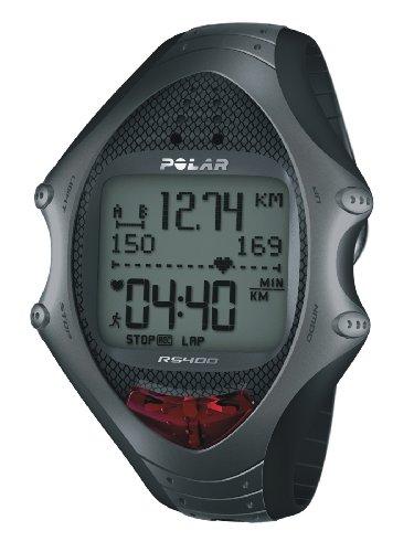 Cheap Polar RS400 Heart Rate Monitor with Polar WearLink®+ transmitter (B008YN0WOO)