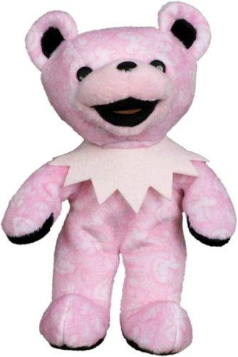 Baby Pink Grateful Dead Bean Bear - Buy Baby Pink Grateful Dead Bean Bear - Purchase Baby Pink Grateful Dead Bean Bear (PennyLaneGifts.com, Toys & Games,Categories,Dolls)