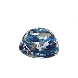 Peak Short Brim Hat Blank Jungle Camouflage