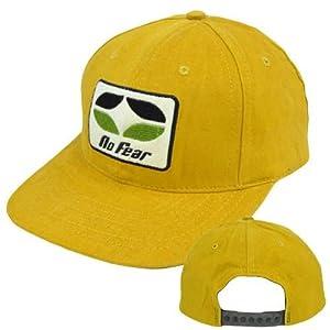 Buy No Fear Flat Bill Snapback Vintage Extreme Sports Rock Skateboard Punk Hat Cap by No Fear
