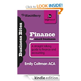 Finance for Small Business: A straight-talking guide to finance and accounting (Business Bitesize)
