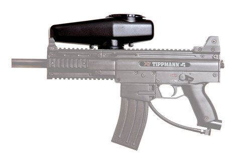 Tippmann X7 Low Profile Cyclone Electronic Hopper