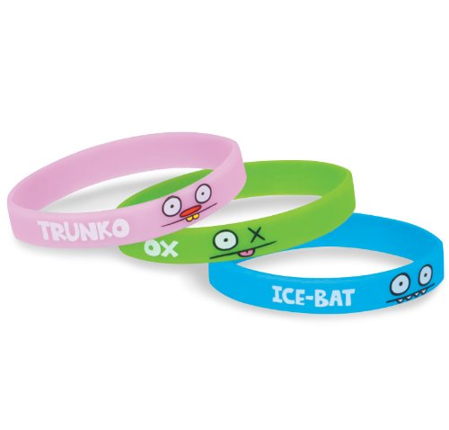 Uglydoll Rubber Bracelets Party Accessory - 1