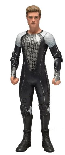 The Hunger Games Catching Fire Movie Peeta Mellark 7 Inch Action Figures