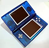 DS Lite Shock! Full Replacement Case (Arctic Blue)
