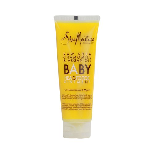 Shea Moisture Baby Head To Toe Ointment Organic 4 Oz front-654739