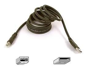 Belkin 6' Usb Cable-a/b Device (f3u133-06) -