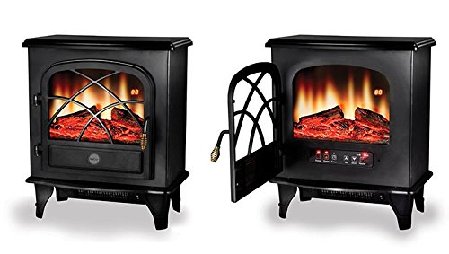 RedCore 15602 S-2 Infrared Electric Fireplace Stove picture
