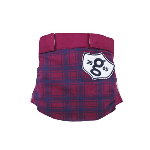 gDiapers gPants, Grad Plaid, Medium