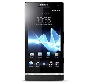 SONY Xperia S - black Internal menus available in German, English, Danish, Spanish, Finnish, French, Italian, Norwegian, Dutch, Polish, Portuguese, Romanian, Swedish, Turkish + 2 YEARS WARRANTY