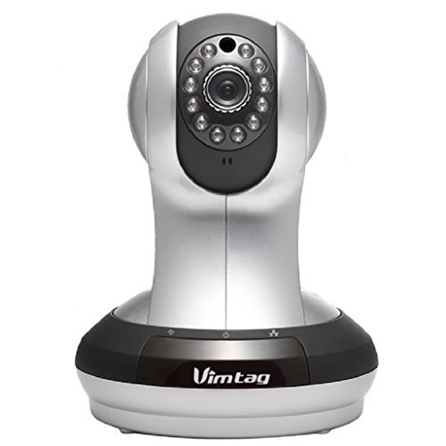 Vimtag VT-361 Super HD WiFi Video Monitoring Surveillance Security Camera,