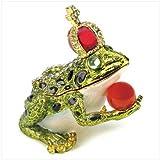 Frog Prince Trinket Box - Style 12767