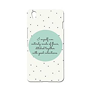 BLUEDIO Designer Printed Back case cover for Oneplus X / 1+X - G3758