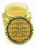 Tyler Glass Jar Candle - 22 Oz Long Burning Scented Candle - Homecoming Fragrance
