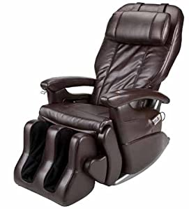 5320 wholebody massage chair recliner espresso color robotic massage