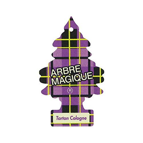 Tavola-102298-Profumo-per-Auto-Arbre-Magique-Tartan-Cologne