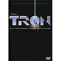 41PQ1Q38NCL. SL500 AA240  Tron (20th Anniversary Collectors Edition)   $14
