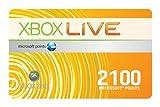 für Zocker: Xbox 360 – Live Points Card (2100 Punkte)