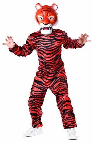 [Seasons Shere Khan Child Costume, 8-10 Size] (The Jungle Book Baloo Costume)