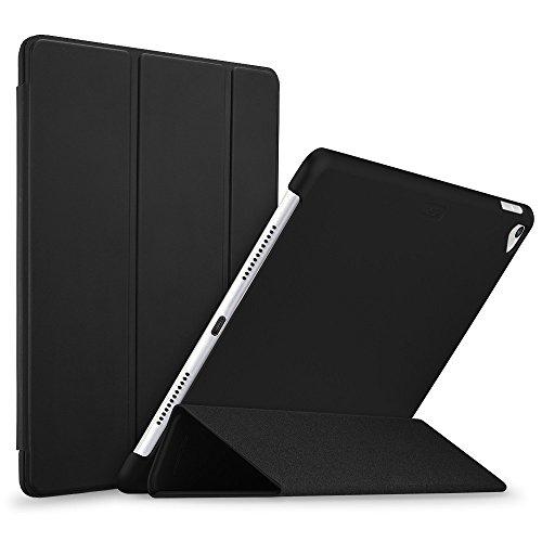 Best Deals! iPad Pro 9.7 inch Case, iPad Pro 9.7 Case, ESR [Rubber Cover] Slim Fit Leather Smart Cas...