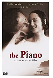 "Cover of ""The Piano"""