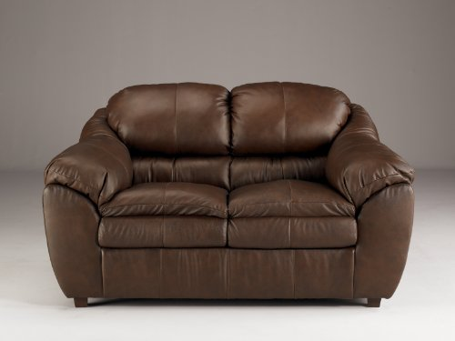 Buy Low Price AtHomeMart Brown Loveseat (ASLY2860335)