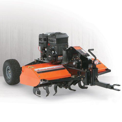 Dr Roto-Hog Tiller 9.00 Fpt Electric Start Pro - Tow Behind