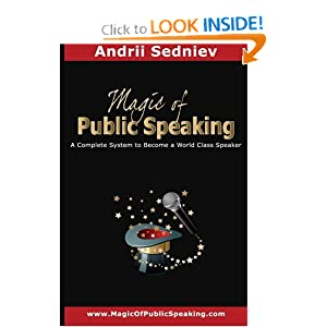 Downloads Magic of Public Speaking: A Complete System to Become a World Class Speaker ebook