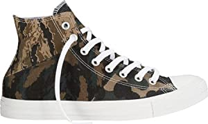 Converse Chuck Taylor All Star High Top Shoes Camo. Size: 10.5