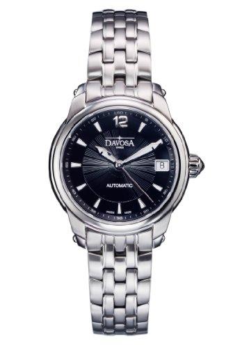 Davosa - 16618350 - Montre Femme - Automatique - Analogique - Bracelet Acier Inoxydable Argent