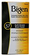 #57 Dark Brown Permanent Hair Color