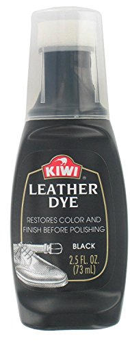 Kiwi 11806 2.5 Oz Black Leather Dye
