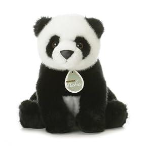 "Aurora Plush 10"" Mei, Aurora Babies Baby Panda"