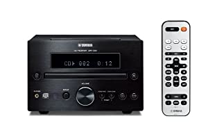Yamaha CRX-332BL Micro Component Receiver (Black)