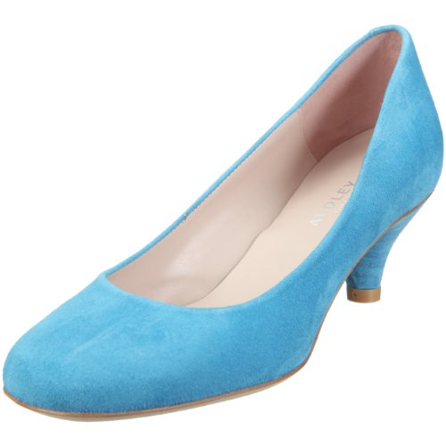 Audley Pumps 15078, Scarpe eleganti donna - Blu, 37 EU