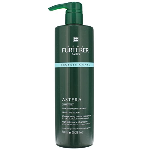 Astera High Tolerance Sensitive Shampoo - For Sensitive Scalp (Salon Product) - 600ml/20.29oz