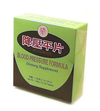 Formule sanguine de pression (K03): Jiang Ya Ping