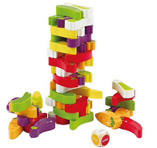 Early Explorer Stacking Veggie Skill Game